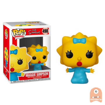 POP! Television Maggie Simpson #498 The Simpsons