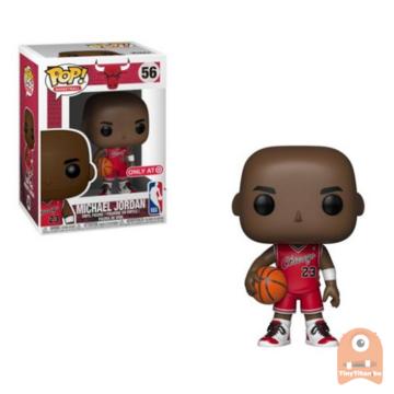POP! Sports Michael Jordan Red Jersey #56 NBA Excl.
