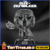 Funko POP! Knight of Ren w/ Axe Chrome - Star Wars The Rise of Skywalker PRE-ORDER