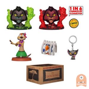POP! Disney Treasures - The Lion King 2019 Exclusive Collector Box