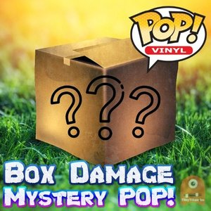 POP! Box Damage POP! Mystery