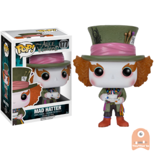 POP! Disney Mad Hatter #177 Alice in Wonderland