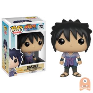 POP! Animation Sasuke #72 Naruto Shippuden
