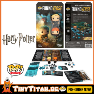 FunkoVerse Harry Potter Strategy Game Expandalone PRE-ORDER (ENG)