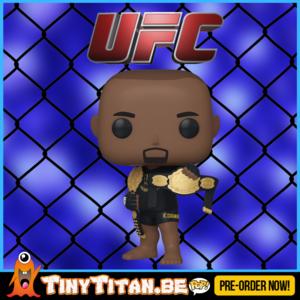 Funko POP! Daniel Cormier - UFC PRE-ORDER