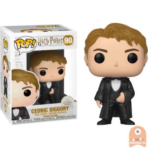 POP! Harry Potter Cedric Diggory Yule Ball #90