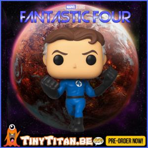 Funko POP! Mister Fantastic - Marvel Fantastic Four PRE-ORDER