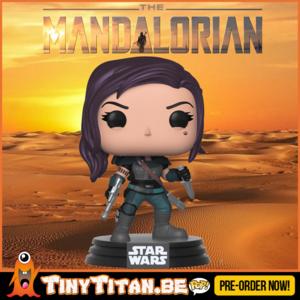 Funko POP! Cara Dune - Star Wars Mandalorian PRE-ORDER