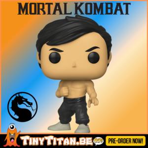 Funko POP! Liu Kang - Mortal Kombat PRE-ORDER