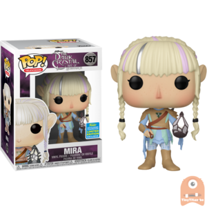 POP! Television Mira #856 The Dark Crystal - SDCC