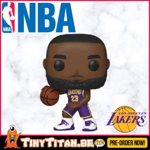 Funko POP! Lebron james - NBA Lakers PRE-ORDER