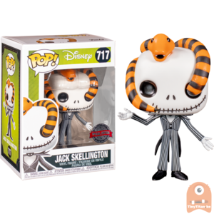 POP! Disney Jack Skellington w/ Snake Head #717