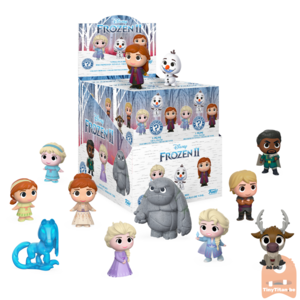 Mystery Mini Blind Box Frozen 2