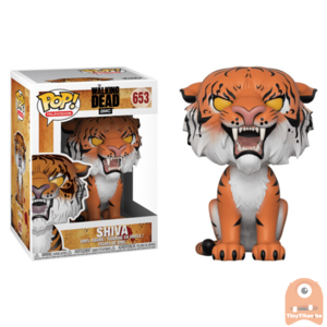 POP! Television Shiva #653 The Walking Dead - Exclusive