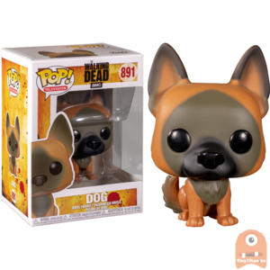 POP! Television Dog #891 The Walking Dead