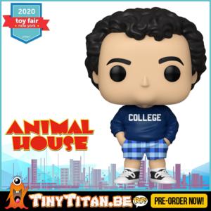 Funko POP! Bluto in College Sweater - Animal House Pre-Order