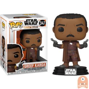 POP! Star Wars Greef Karga #347 The mandalorian