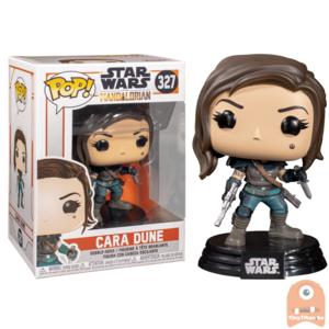POP! Star Wars Cara Dune #327 The mandalorian