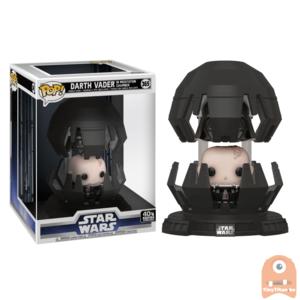 POP! Star Wars Deluxe Darth Vader in Meditation Chamber #365 The Empire Strikes Back