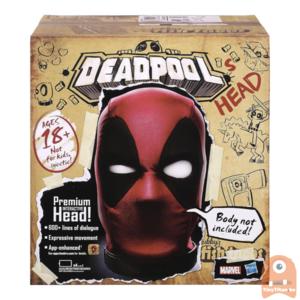 Marvel Legends Series: Marvel Legends Interactive Electronic Deadpool's Head