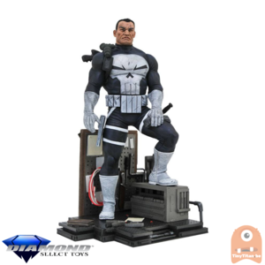 Marvel Comic Gallery The Punisher 23 cm