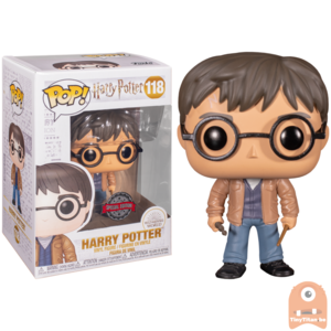 POP! Harry Potter W/ Two Wands #118 Exclusive - Excl.