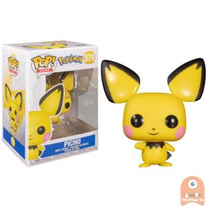 POP! Games Pichu #579 Pokemon  Import Exclusive