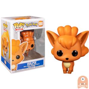 POP! Games Vulpix #580 Pokemon  Import Exclusive