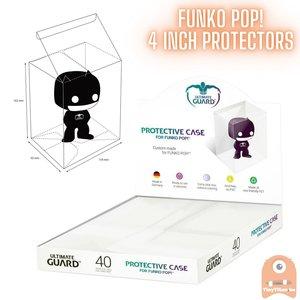40 Ultimate Guard Funko POP Protectors