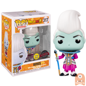 POP! Animation Whis GITD #317 Dragonball Super - Exclusive