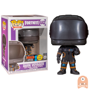 POP! Games Dark Voyager GITD #442 Fortnite - Exclusive