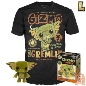 Funko POP! & TEE BOX Gremlins - Gizmo as Gremlin Exclusive - Large