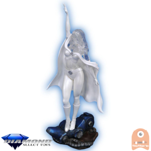 Marvel Comic Gallery Emma Frost Exclusive 30 cm