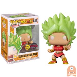 POP! Animation Super Saiyan Kale (Berserk) GITD #815 Dragonball Super - Exclusive