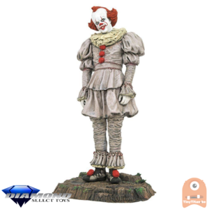 Movie Gallery IT Chapter 2 -Pennywise Swamp Edition PVC Diorama 25 CM