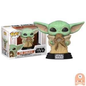 POP! Star Wars The Child W/ Frog #379 The Mandalorian