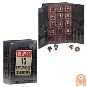 Funko Pocket POP! Horror 13-Day Halloween Countdown Calendar