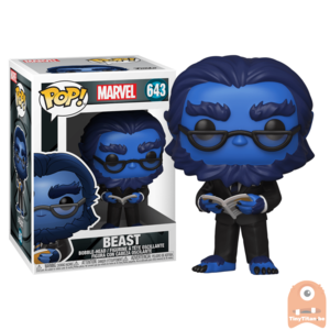 POP! Marvel Beast #643 X-Men 2000 - 20TH Anniversary