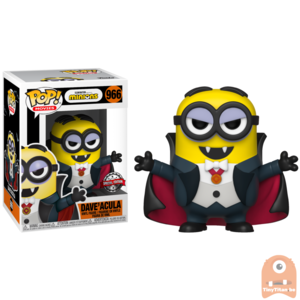 POP! Movies Dave'Acula #966 Minions Exclusive