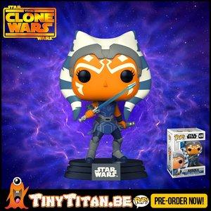 Funko POP! Ahsoka - Star Wars Clone Wars Pre-Order