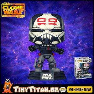 Funko POP! Wrecker - Star Wars Clone Wars Pre-Order