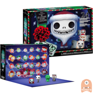 Funko Pocket POP! Nightmare Before Christmas Advent Calendar 2020