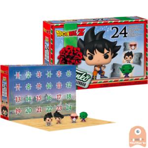 Funko Pocket POP! Dragonball Z Advent Calendar 2020