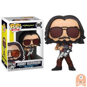 POP! Games Johnny Silverhand #592 Cyberpunk 2077