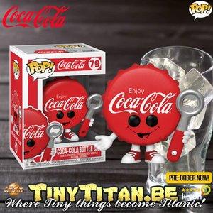 Funko POP! Coca-Cola Bottle Cap Pre-Order