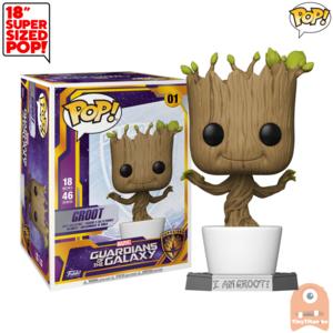 POP! Dancing Groot 18 INCH #01 Guardians of the Galaxy