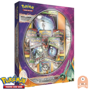 Pokémon TCG Ultra Beasts GX Premium Collections - Pheromosa and Celesteela GX