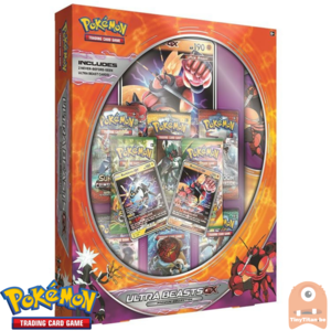 Pokémon TCG Ultra Beasts GX Premium Collections -  Buzzwole and Xurkitree GX