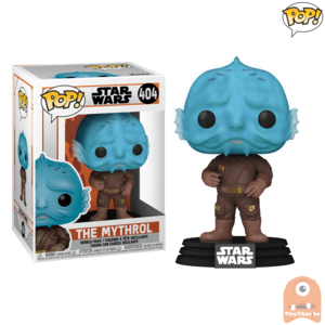 POP! Star Wars The Mythrol #404 The Mandalorian