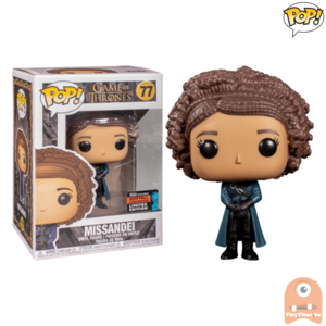 POP! Game of Thrones Missandei #77 NYCC Exclusive